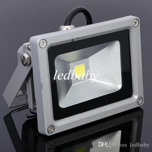 LEVOU Holofote 85-265 V 10WLED Paisagem 900LM Levou Luz de Inundação Ao Ar Livre À Prova D 'Água Lâmpadas Lâmpadas LED FEDEX Eco Levou Luz de Inundação À Prova D' Água LEVOU