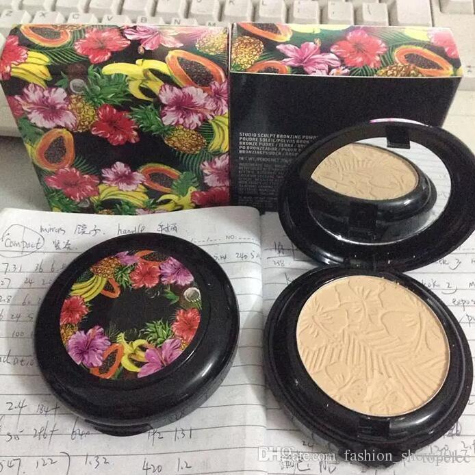 Neue Heiße Marke Makeup Fruchtig Saftig Zwei Pulver Doppelpulver Mischfarben Fruchtig Saftig Gesichtspuder