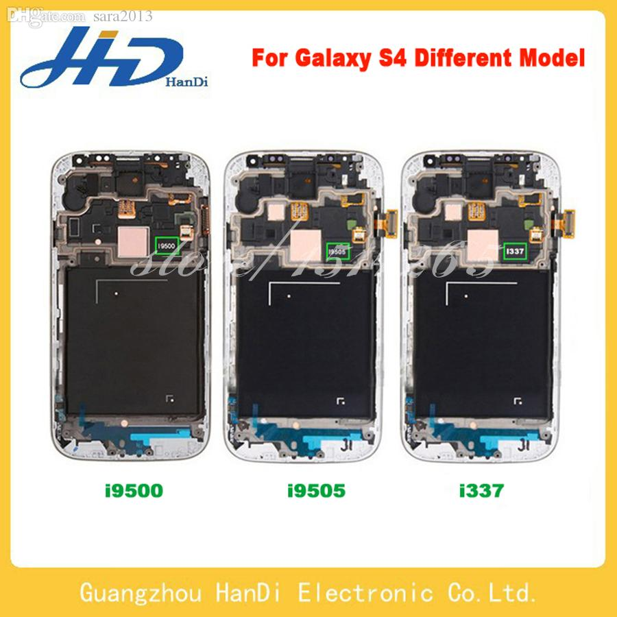 2018 Wholesale / Dhl Free Lcd Display For Samsung Galaxy S4 I9500 ...