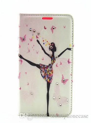 Cool For Samsung A3100 Case Diamond Wallet Flip Slim Cute Cover Mobile Phone Case For Samsung Galaxy A3 2016 A310F A310 A3100