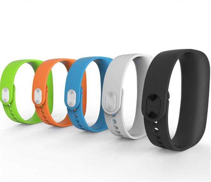 Smart Wrist Watch E02 Smartband Waterproof Bluetooth Fitness Tracker Health Bracelet Sports Wristband Gear Fit For Android & IOS
