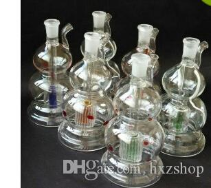 Оптовая кальян-кальян высокого качества стеклянные стили были отправлены