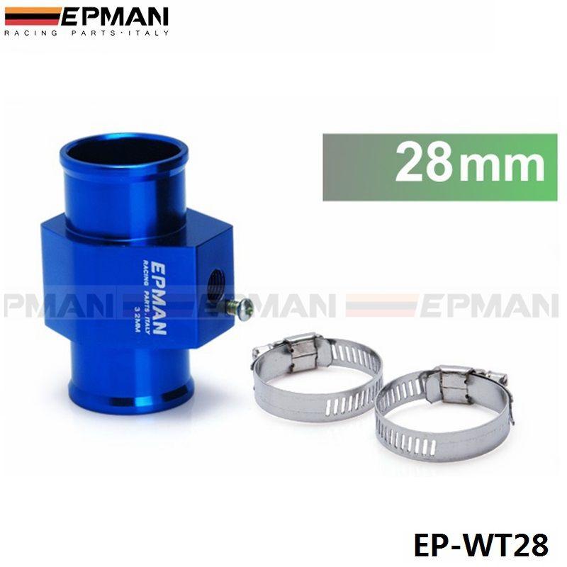 Tansky - EPMAN 물 온도. 사용을 재고 상업 센서 부착 28mm EP-WT28 알루미늄 되세요 게이지