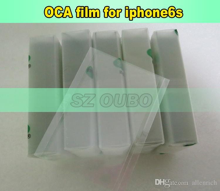real 250um Thickness Mitsubishi OCA Glue Adhesive Double Side Sticker For iPhone 6S, for S6 broken LCD refurbishment