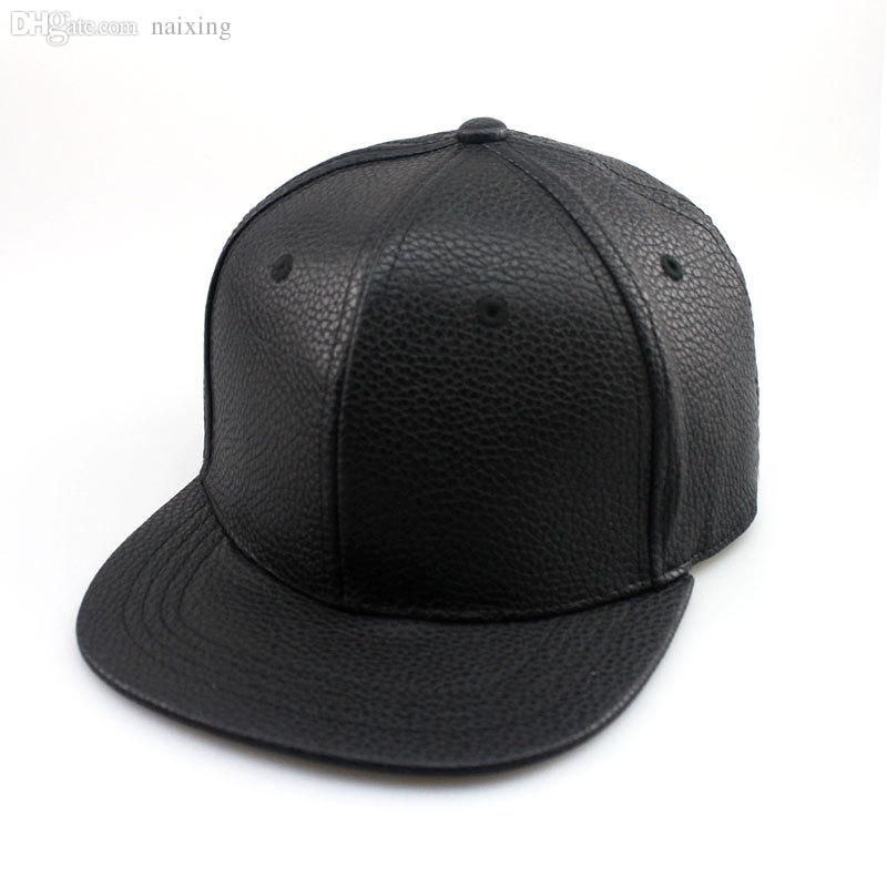 Wholesale Winter PU Leather Baseball Cap Biker Trucker Outdoor Sports Hats  For Men Women Hats And Caps Wholesale Millinery Richardson Hats From  Naixing 2cbdd6b0fa7