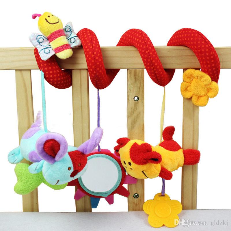 Online Cheap New Baby Cot Spiral Activity Hanging Decoration Toys ...