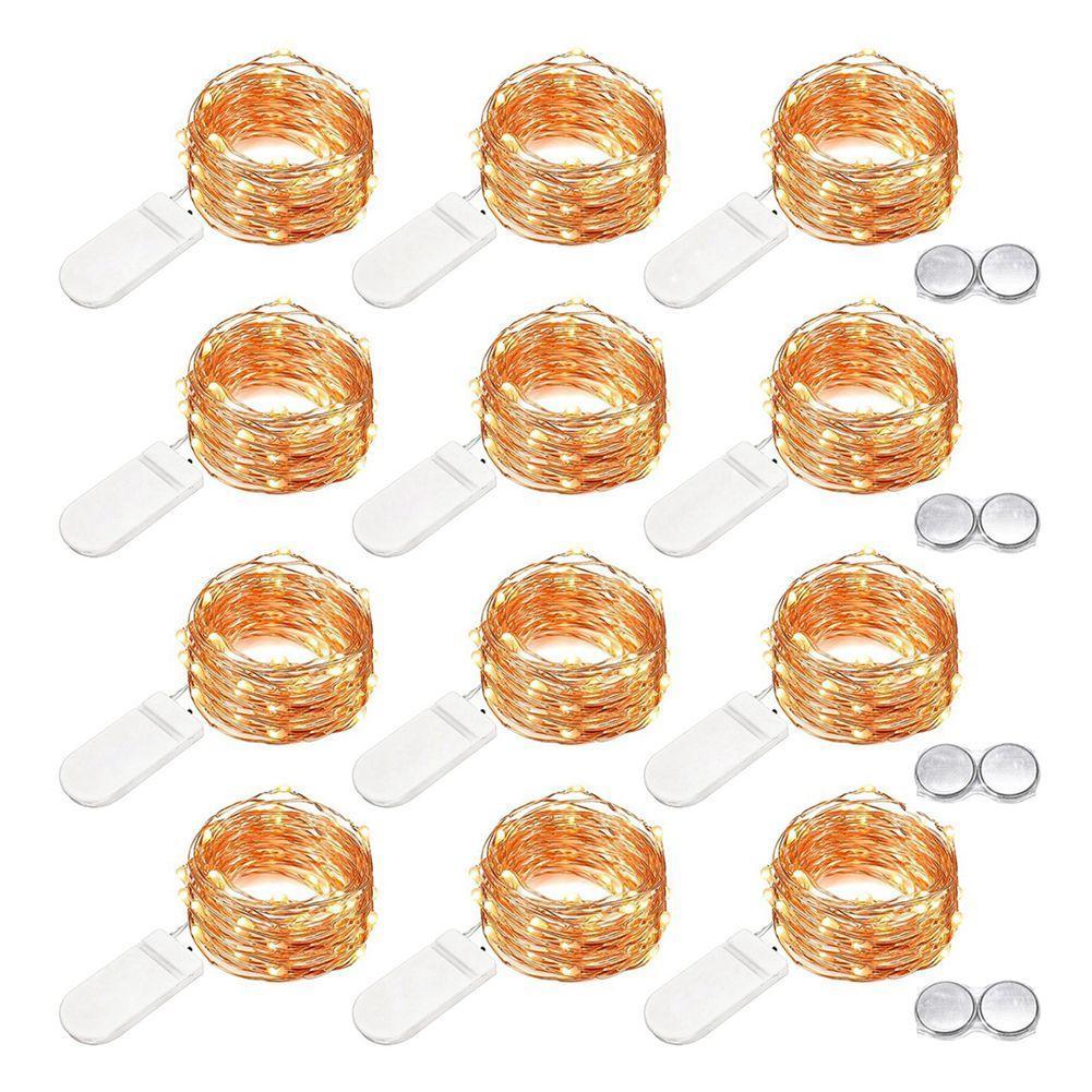 Wholesale String Lights Of Mini 30 Led Super Bright Warm White Wire ...