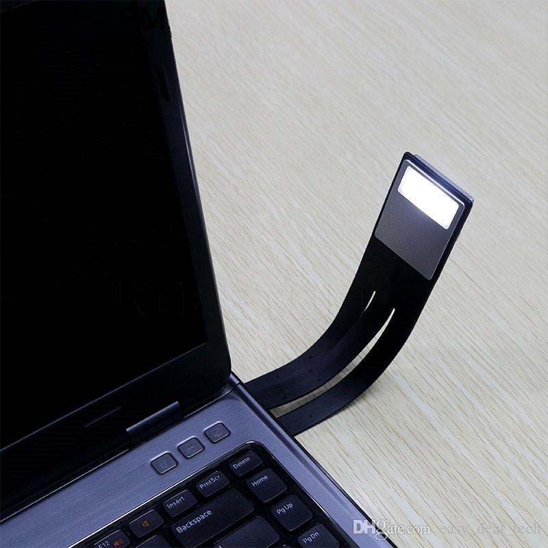 Lampada da lettura portatile Q-257 libri da lettura a LED bianca e portatile di alta qualità