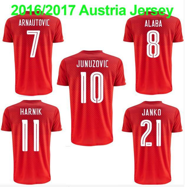 on sale c8b50 0ff39 austria nation team soccer jerseys