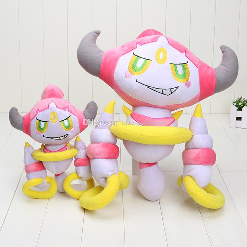 best 22cm 36cm poke pikachu movie hoopa and the clash of ages hoopa
