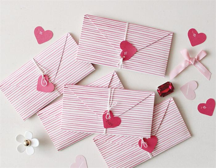 Heart shaped mini letter writing paper envelope restoring for Heart shaped writing template
