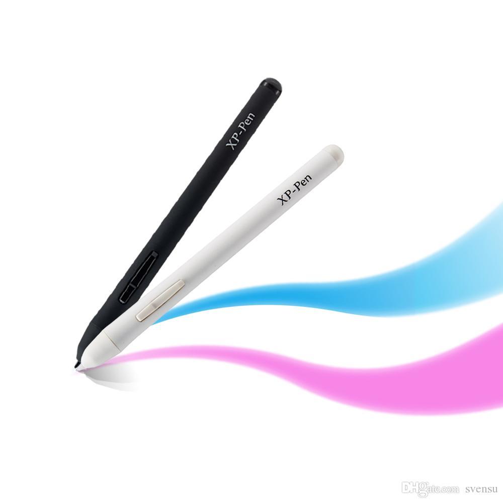 XP-Pen Tech. PN01 аккумуляторная пассивный стилус 2048-уровень чувствительности к давлению ручка для серии Star с ластиком 5x замена наконечников
