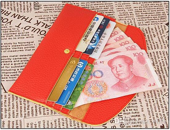 2016 мода конфеты цвет Леди кошельки искусственная кожа кредитная карта тотализатор конверт клатчи для женщин Кошелек кошелек мешок монетки DHL