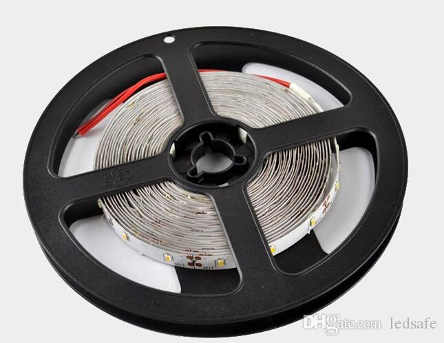 SMD 5630 LED Strip Kit 12 Volt 5 Meter Roll 72W Warm white Red Blue Green Strips with Connector 6A Power Adapter 5m 12V 300leds 60leds/m