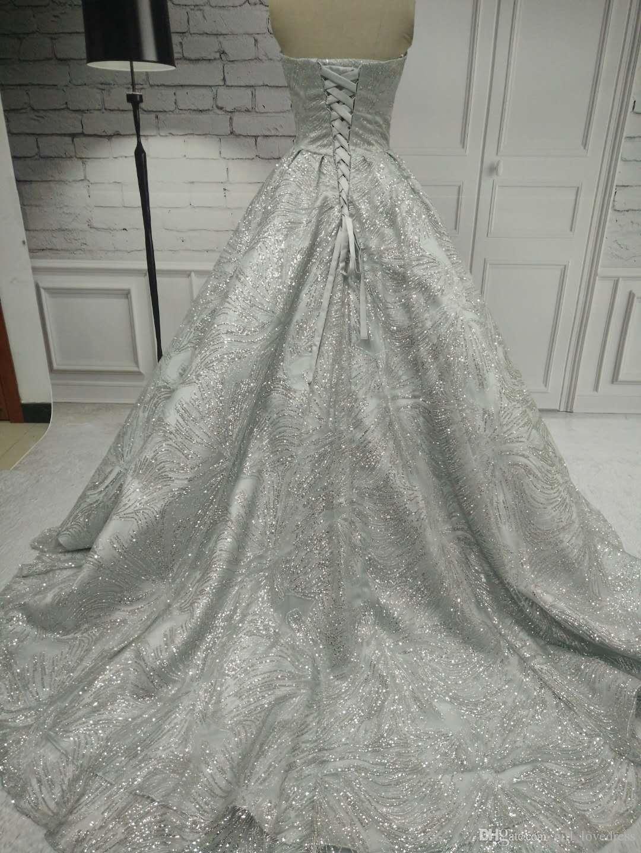Elegante por encargo del tren de barrido de las mujeres sin mangas de una línea de estilo árabe cariño vestido de fiesta largo vestido de noche palabra de longitud Robe De Soiree
