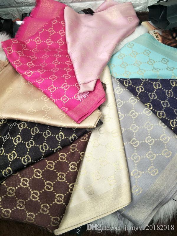 8a57fae5918 Top 100% Hot Pashmina Cashmere Solid Shawl Wrap Women Girls Ladies ...