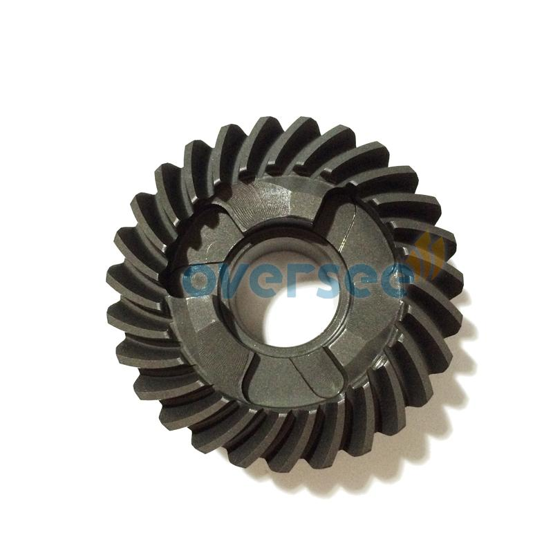 OVERSEE 6E7-45571-00-00 Outboard Reverse Gear for Yamaha Parsun Outboard  Engine 9 9HP 15HP 9HP 20HP 27T