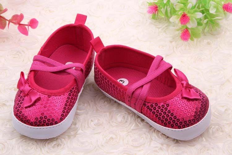 Barnskor Baby Girls Sko Toddler Skor Baby Första Walker Skor 2015 Första Vandring Skor Baby Skor Barnskor Tjej Baby Footwear C3977