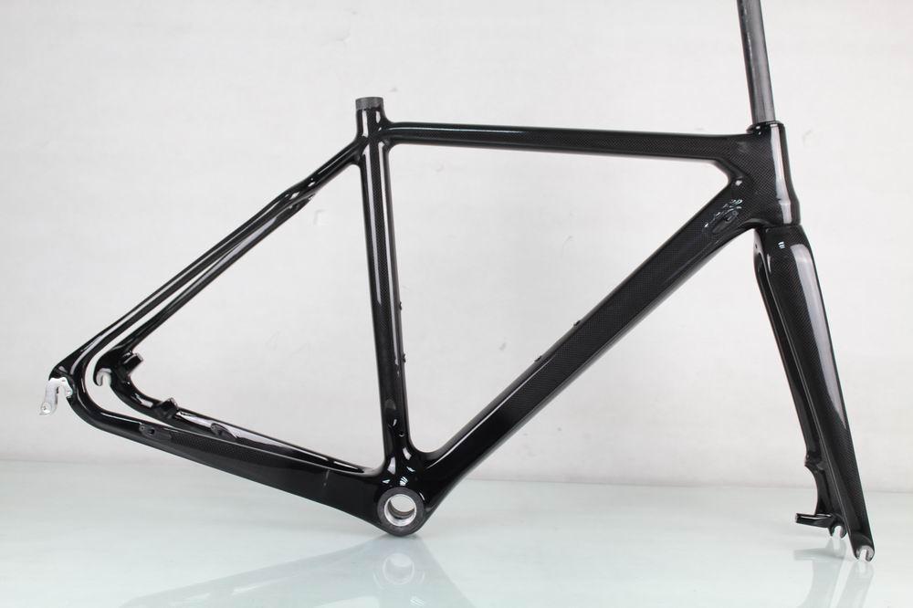 Acabado Mate 3k Más Reciente Di2 Disc Freno Carbon Cyclocross ...