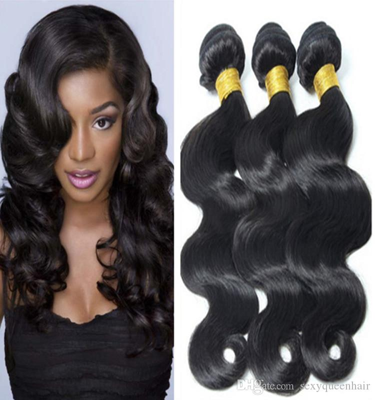 Cheap brazilian virgin hair body wave bundles 7a human hair weaves cheap brazilian virgin hair body wave bundles 7a human hair weaves brazilian body wave natural black peruvian hair extension remy hair weaves virgin remy pmusecretfo Image collections