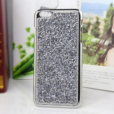 Swarovski Deluxe DIY Handmade Luxury Bling Diamond Crystal Shinning Rhinestone  Case Cover For IPhone 6 Plus Cell Phone Cases And Covers Cell Phone Leather  ... d4bbdcf3f