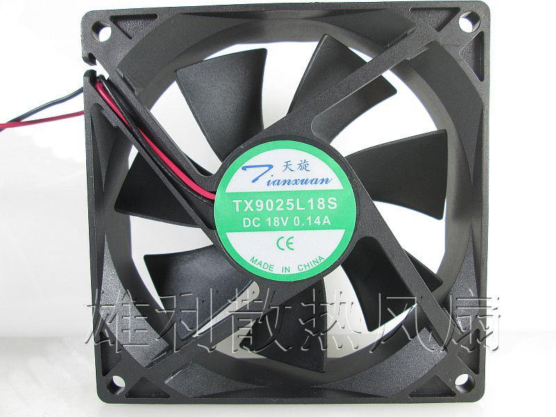 2018 New Original Tx9025l18s 18v 0.14a 9cm 9025 Refrigerator Thermostat Cabinet  Cooling Fan From Karen7804, $12.67 | Dhgate.Com