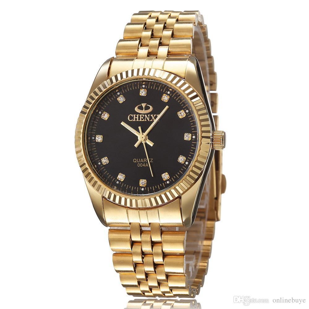 Bien-aimé montres en or SO53