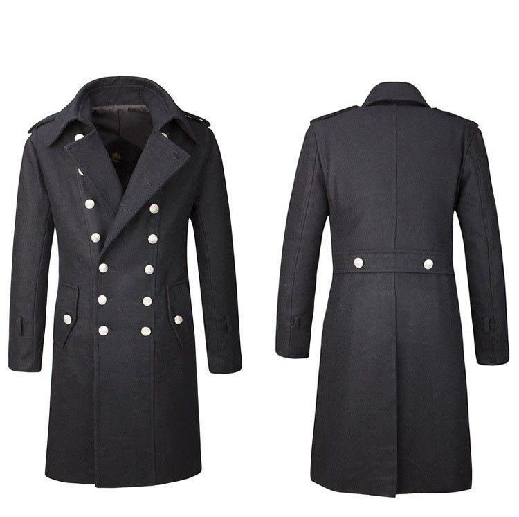 Cheap overcoat