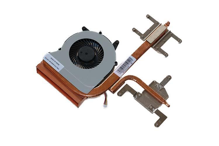 100% NIEUWE originele 04W2194 Koeler voor Lenovo IBM ThinkPad E320 E325 Koeling Heatsink met ventilator