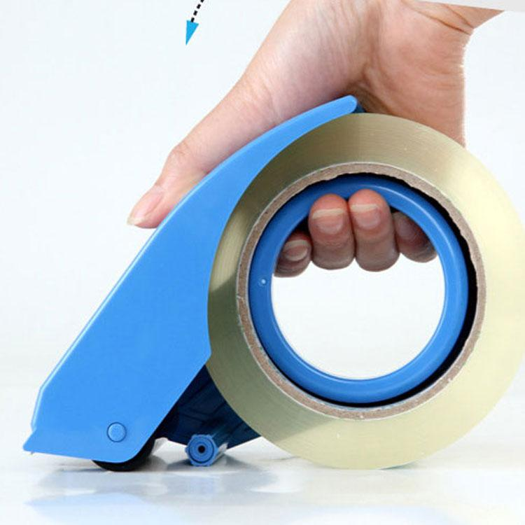 New packing tape dispensers plastic sealing