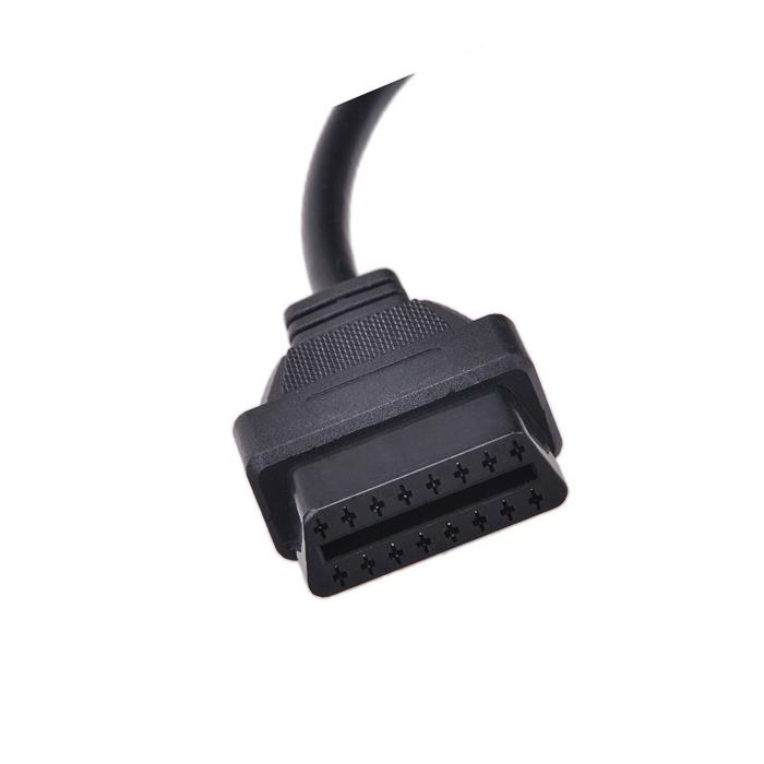 For Kia 20 PIN to 16 PIN OBD1 to OBD2 adapter Connect Cable for Kia 20PIN Car Diagnostic Tool Cable for Kia 20 PIN Diagnostic Connerctor