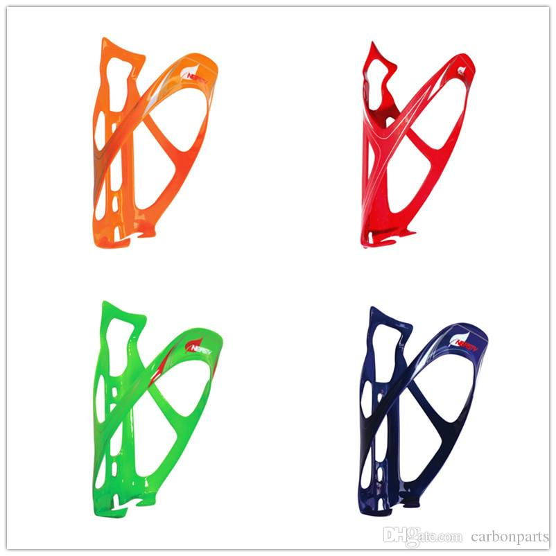 2007 many colors full carbon fiber bike water bottle cage bicycle bottle holder red/white/black/orange/green/blue/yellow