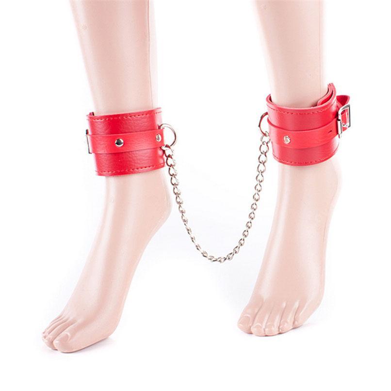 Seeing women feet during sex