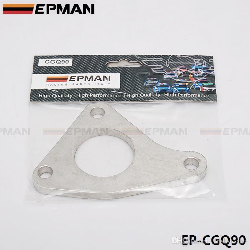 EPMAN Bride de collecteur d'admission de turbine de haute qualité pour SUBARU EJ20 EJ25 Impreza WRX en stock EP-CGQ90