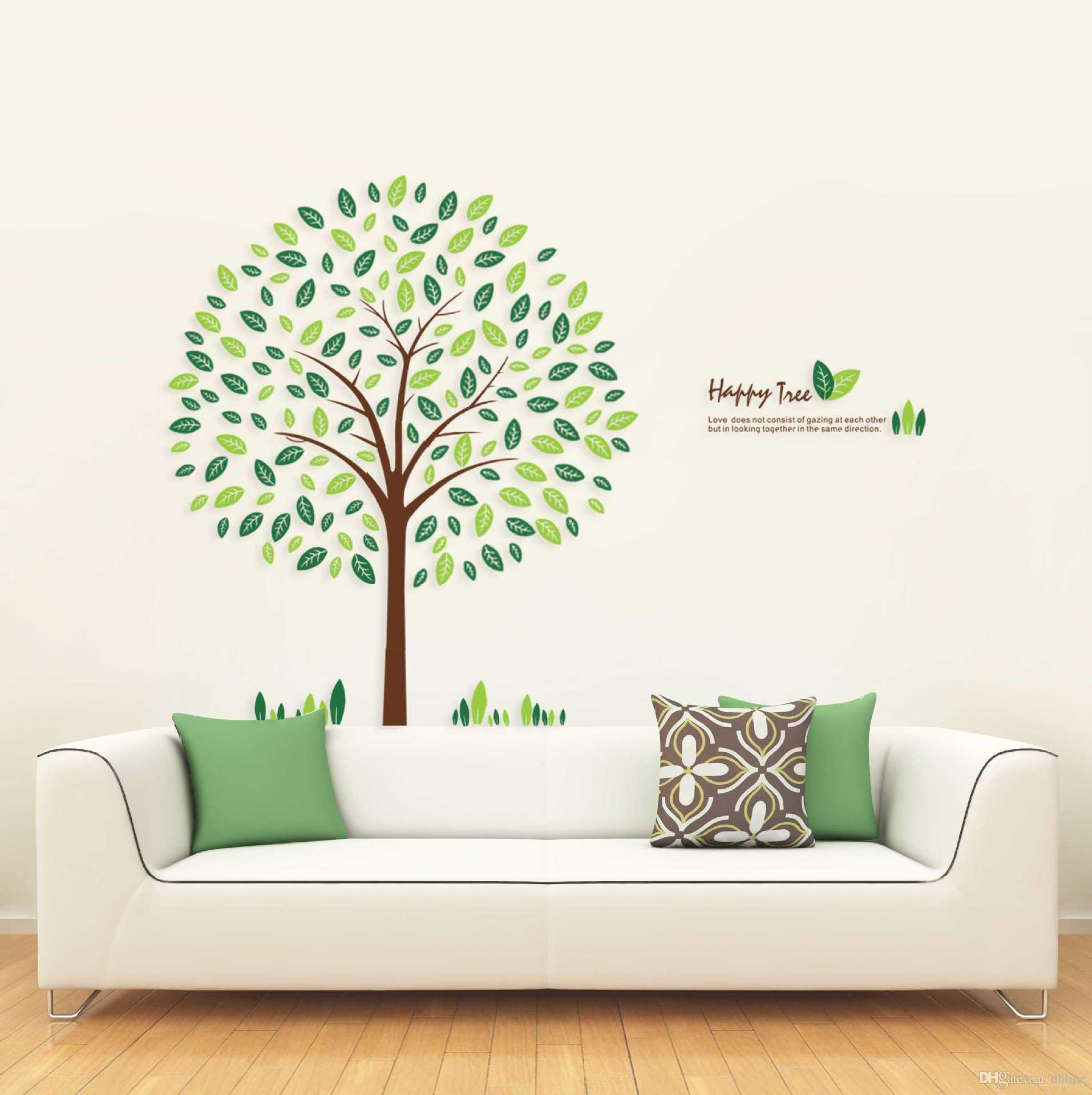Home Decor Stickers Wall Stickers Home Decor Ay955 Supply Third Generation Removable .