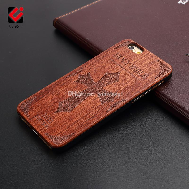 china bulk sale wood case for iphone apple 8plus 8 7 6 6s s pluschina bulk sale wood case for iphone apple 8plus 8 7 6 6s s plus hard plastic frame pattern mobile cell phone cover customize cell phone case fashion cell