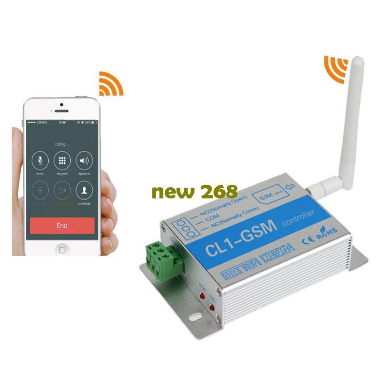 2018 Gsm Sim Card Phone/Call/Sms Wireless Remote Control Smart ...