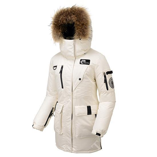 2017 Nepa Women Down Parka Sports Down Coats Waterproof Snow Coats ...