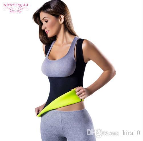 1922730d0a Neoprene Waist Trainer Modeling Strap Slimming Underwear Corset Slimming  Belt Shapewear Corrective Hot Shapers Vest Body Shaper Online with   32.0 Piece on ...