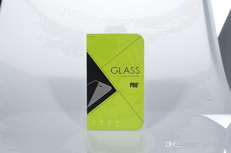 Wholesale HIgh Quality Full Tempered Glass Screen Protector For BLU Studio X /D750U 0.3mm 2.5D Tempered Glass Membrane With Retail Packing