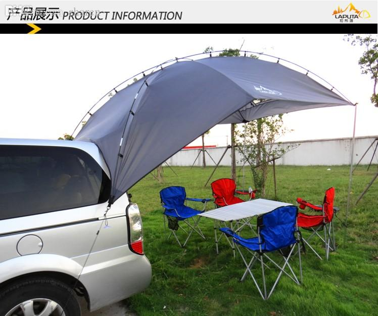 Wholesale Laputa Outdoor Car Tents Car Roof Tent Sun Shading C&ing Tent Auto Supplies Best Family Tents 6 Man Tent From Sharen $230.65| Dhgate.Com & Wholesale Laputa Outdoor Car Tents Car Roof Tent Sun Shading ...