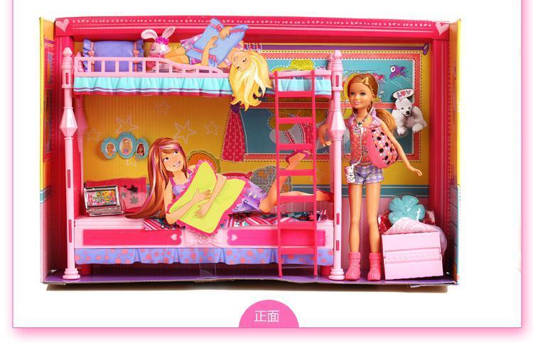 Acquista Barbie Stacie In Camera Da Letto Mobili CombinationT7181 ...