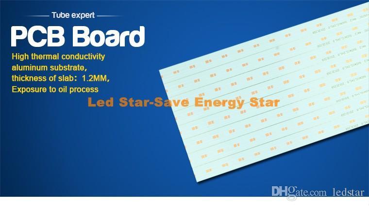 1FT 2FT 3FT 4FT 5FT 8FT LED T5 Tube Lights Cooler Lighting Integrated Cree LED lampor rörlampor AC 110-240V garanti 3 år