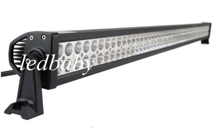 300W LED LIGHT BAR COMBO OFFROAD SUV قارب LED ضوء العمل LED أضواء IP67 1 سنة الضمان
