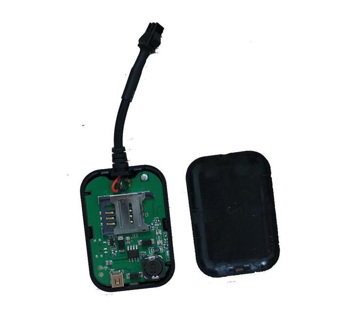 Mini GPS GSM GPRS Rastreador de monitoreo de la red de SMS de coches motocicleta bicicleta rastreadores de vehículos