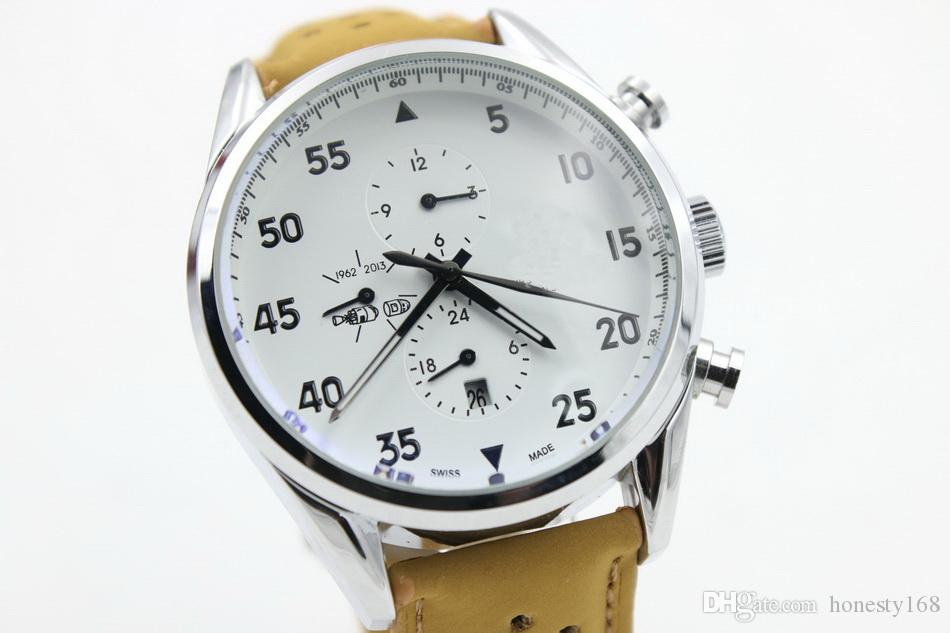 M Bel Brand Meppen brown leather bel sell well date brand stainless steel automatic lmechanics uxury