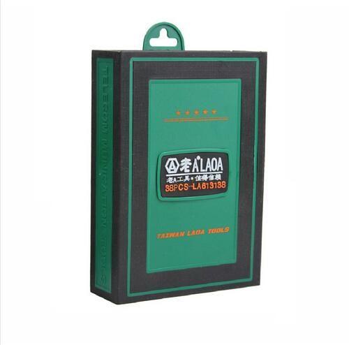 LAOA Screwdriver Set 38 IN1 Repair Tools Kit Precision S2 Alloy Steel ferramentas tool for Cell Phone iPhone 4,4s, 5,5s,6 PSP