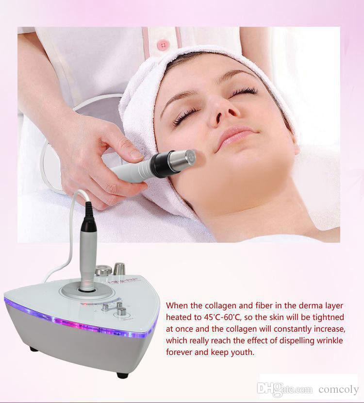 Newest Electric wave skin beauty instrument RF Radio Frequency Skin Care Lifting Anti Aging Remove Face Lines Beauty Machine
