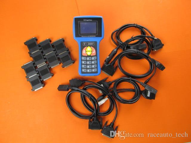 Automatyczne narzędzie diagnostyczne Najnowsza wersja T300 Klucz Programista na sprzedaż Transponder Programming Machine T-Code
