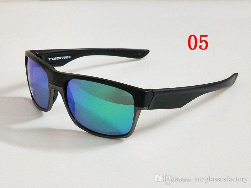 fd4930e97 النظارات في الهواء الطلق أحدث اثنين من وجه مصمم النظارات الشمسية ...